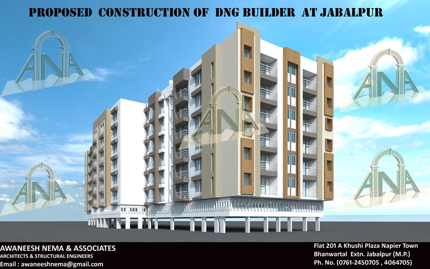Construction of DNG Builder